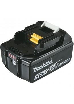 Batterie Makita Makstar Li-Ion 18V / 5 Ah -...