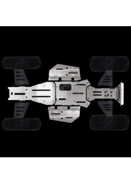 KIT PROTECTION CHASSIS ALU SNARLER AT6S SEGWAY