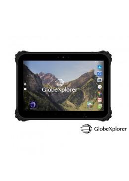 Tablette GPS GlobeXplorer X10+