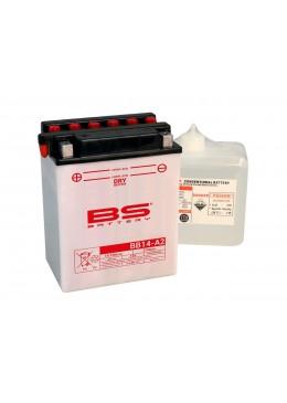 BATTERIE BS BB14-A2 AVEC PACK ACIDE