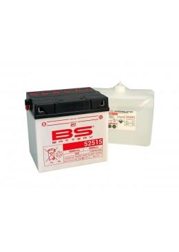 BATTERIE BS BATTERY 52515 (B60N30L-A) CO